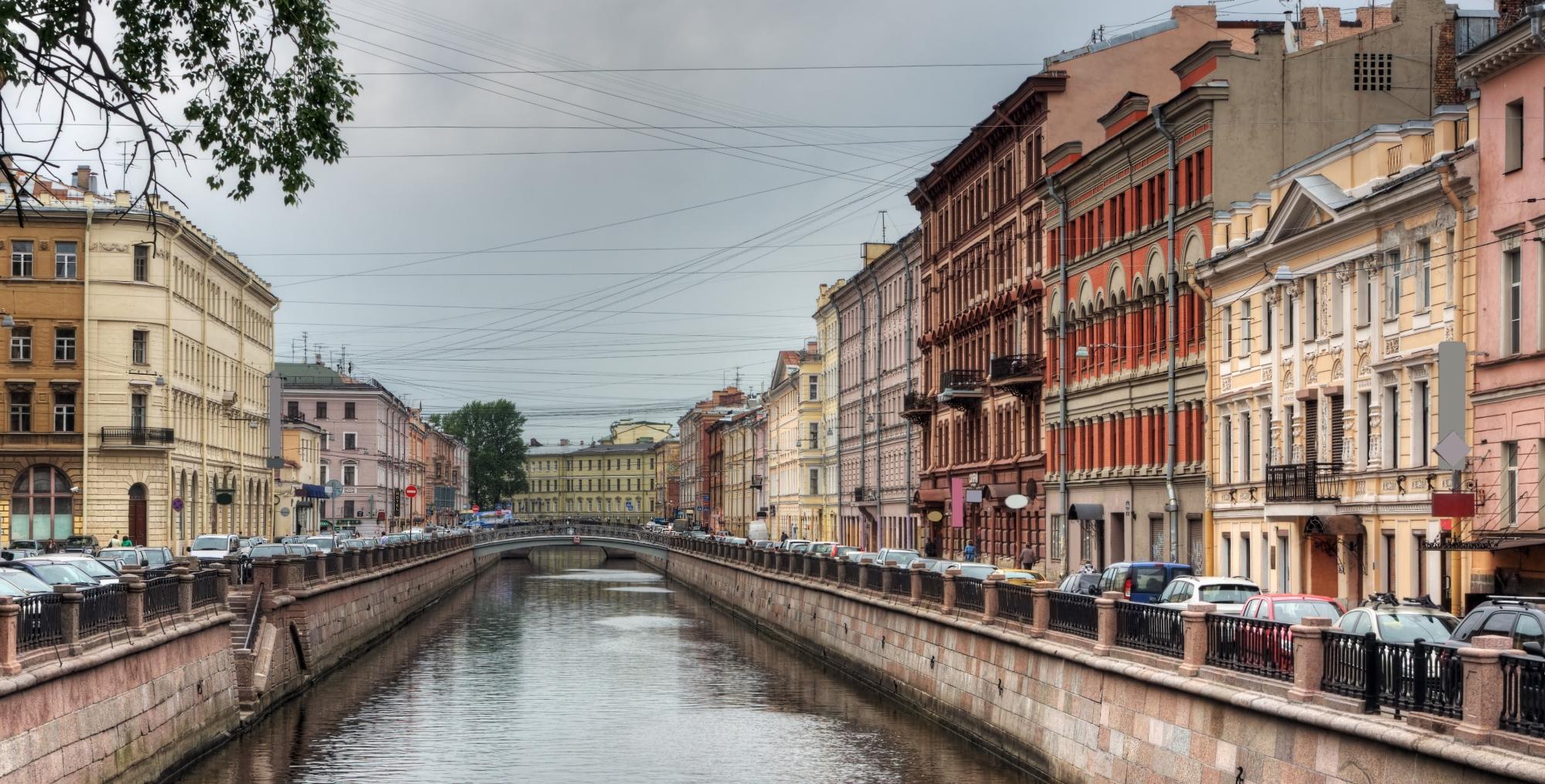 Как выбрать квартиру в центре Санкт-Петербурга?