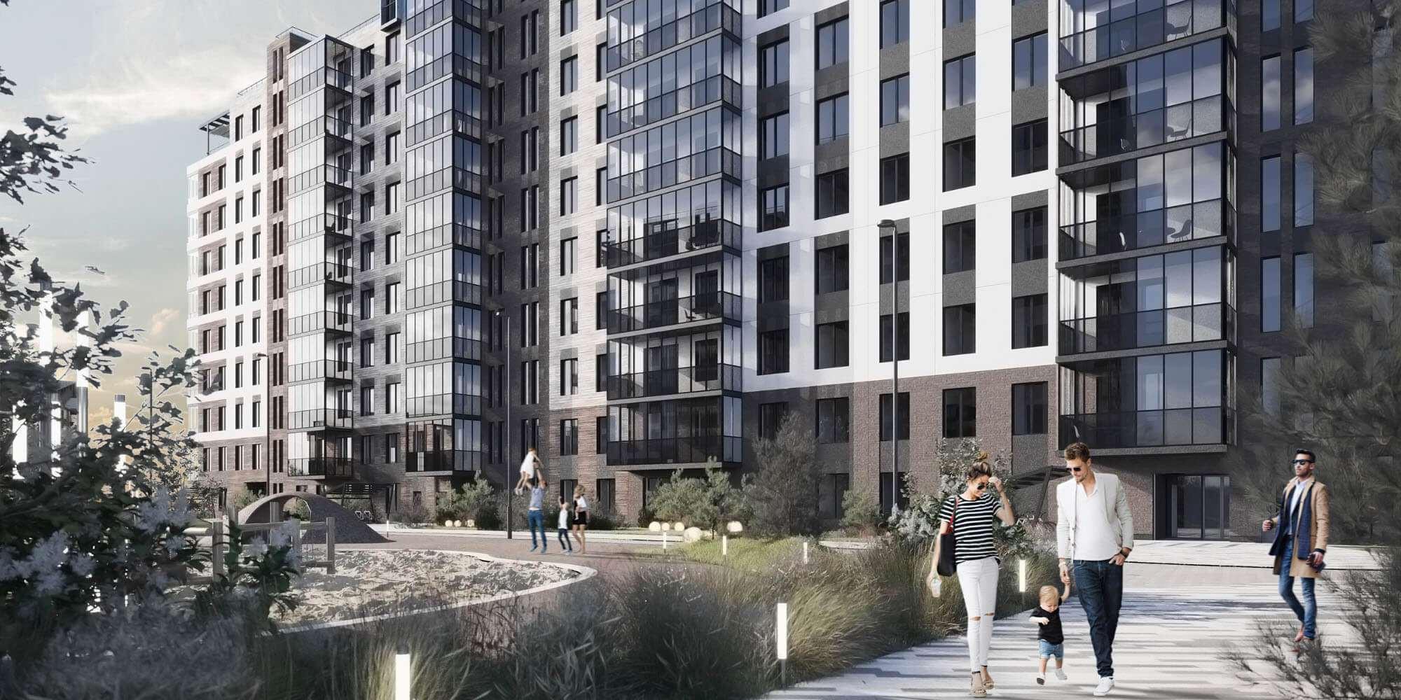 Классы жилых комплексов: от «комфорта» до «элита»