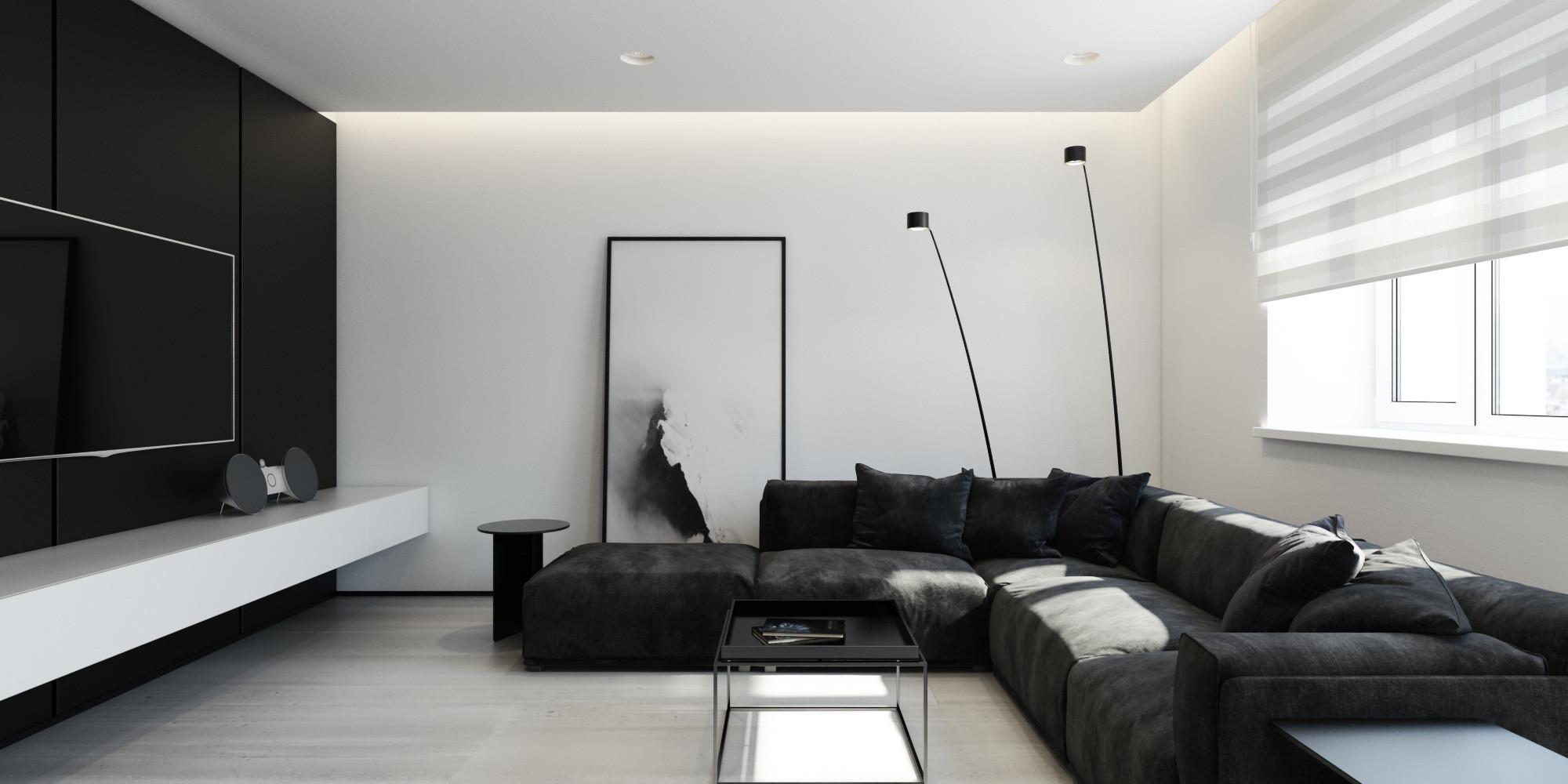 Свободная планировка в интерьере квартиры