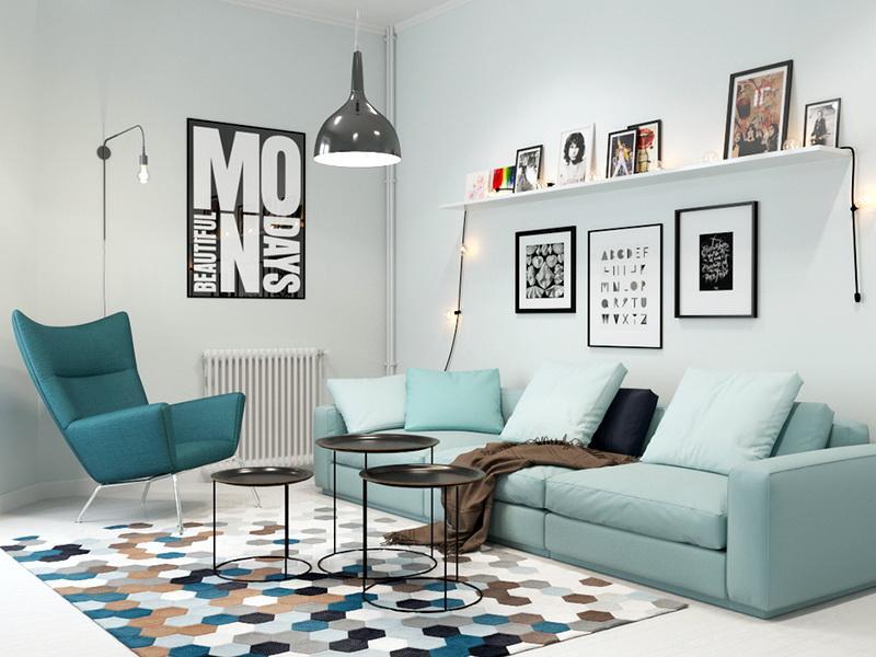 Мебель от скандинавских дизайнеров