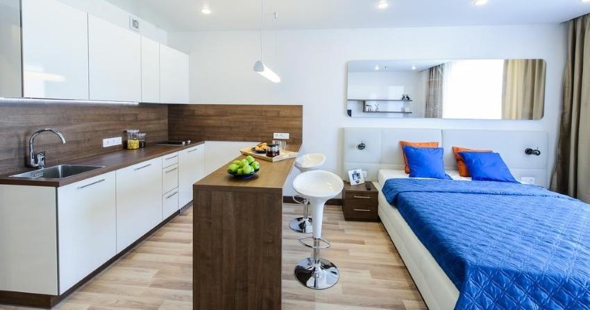 На фото – апартаменты для сдачи в аренду